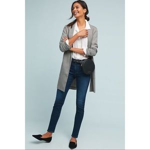 Anthropologie AG Stevie High-Rise Skinny Jeans